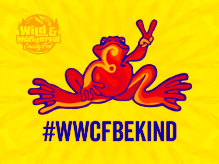 #WWCFBEKIND 2019!