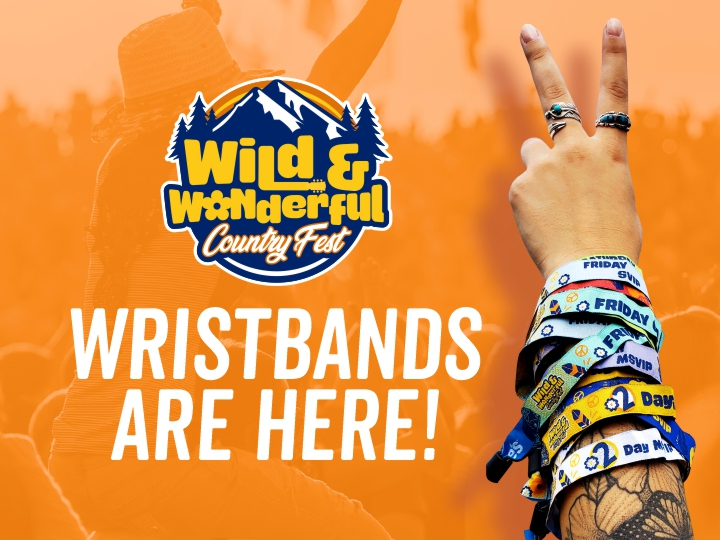 WWC Fest 2019 Wristbands Are Here!